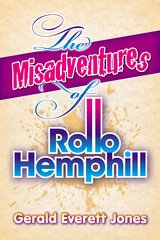 "LaPuerta Releases ""The Misadventures of Rollo Hemphill"""