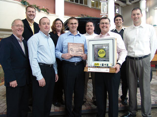 Nussbaum Transportation Named 2010 Pella Corporation Carrier of the Year
