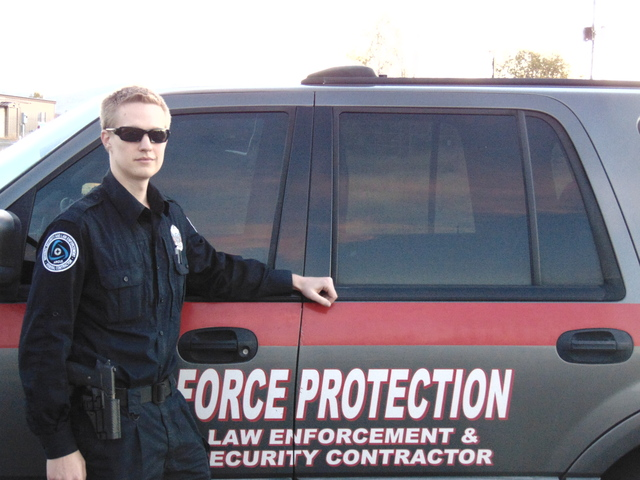 Argus Force Protection Specialist