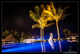 Recipient of the WeddingWire's 2015 Couple's Choice Award in Wedding Photography - Josh Wong Photography