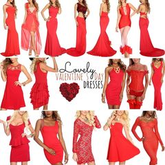 2015 Valentine's Day Dress Collection