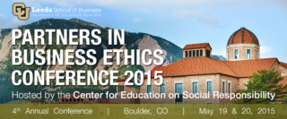 United Nations Official to Keynote May Ethics Conference at the Leeds School of Business