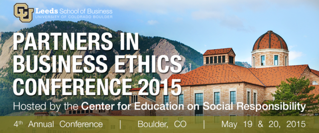 The PBE conference brings together deans from the world's leading business schools and corporate leaders.