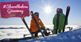 """LowestRates.ca Launches """"#sharethelove"""" Contest Just in Time for Valentine's Day"""