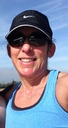 Louisville-area Fitness Trainer Cindy Geer participates in competitive running events including the Louisville Triple Crown Races and the Urban Bourbon Half Marathon.