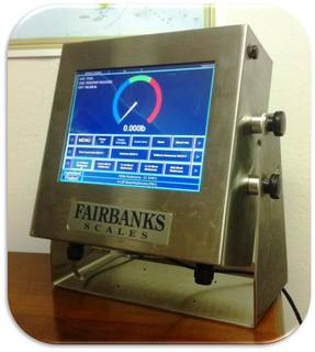 Fairbanks FB3000 Weighing Controller - Now available with SG Systems Batching & Ingredient Traceability Software!  E…