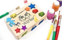 Decorated Tacky Box