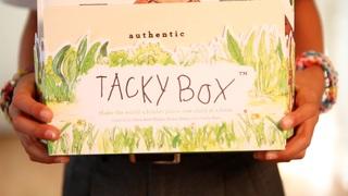 Dallas Independent School District Endorses Tacky Box