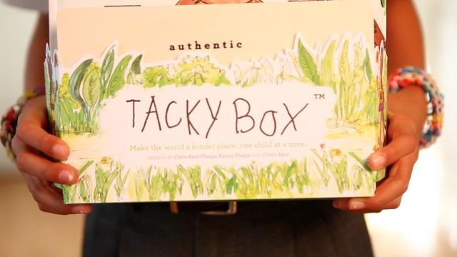 Tacky Box Set