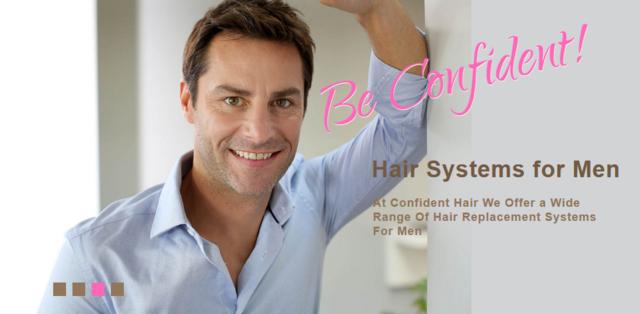 Hair System for Men