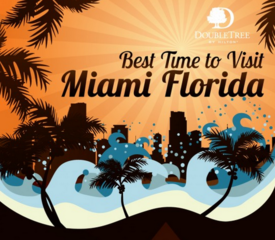 DoubleTree Ocean Point Resort & Spa Looks to Help Travelers Plan their Miami Vacation with Useful Infographic