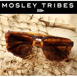 Mosley Tribes Sunglasses Summer 2011 Available at Eyegoodies.com