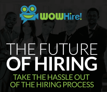 Take the hassle out of the hiring process with help from WOWHire!