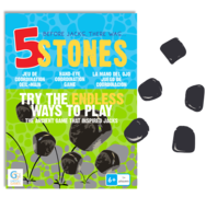 5 Stones from Griddly Games