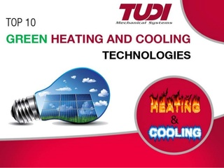 Tudi Educates Their Customers on the Latest Heating and Cooling Technologies