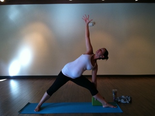 For Mamas: Pamper Yourself with Yoga workshop, A Baptisite Power Vinyasa Yoga workshop with Hanna Mason