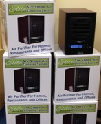 Elite Air Purifier provides significant relief for seasonal allergy symptoms.