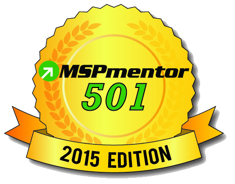 Netrepid is one of MSPmentor's Top 501 MSPs in the world.