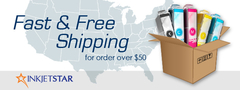 Enjoy fast and free shipping