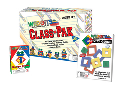 Classroom Packs of WEDGiTS