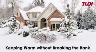 Stay Warm without Breaking the Bank with Help from the HVAC Experts at Tudi