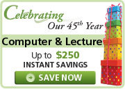 Save on Computer & Lecture Furniture Through July With Hertz Furniture