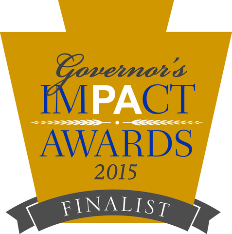 2015 PA Governor's ImPAct Awards Finalist