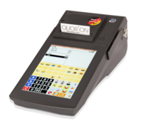 QTouch 8 All in One POS system for small business.