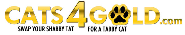 Cats4Gold Logo