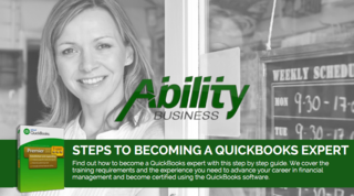 Become a QuickBooks Expert with Help from Ability Business