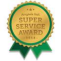 Since consumers place a great deal of confidence in these ratings, Brezden is proud to announce that they have been awarded a 2014 Angie's List Super Service Award.