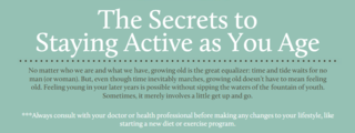 Stay Active As You Age with Help from Concordia Lutheran Ministries