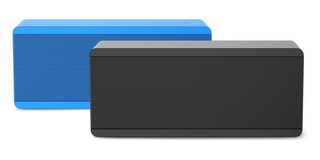 Theatre Box, the world's first portable, wireless speaker with 3D surround sound, is now available in the new Amazon Exclusives online store.