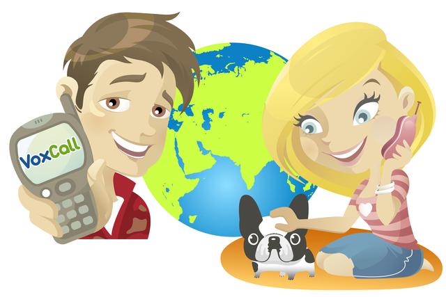 Prepaid International Calling Service - Vox Call