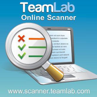 TeamLab Online Scanner