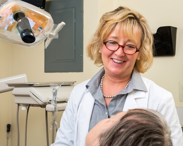 Dr. Jane Griffith of The Griffith Dental Group