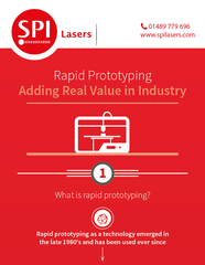 SPI Lasers Discuss How Rapid Prototyping is Adding Real Value in Industry