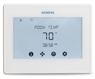 HVAC Brain Inc. Now Carries Siemens Commercial Room Thermostat