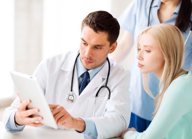 Atlas informs and educates patients.
