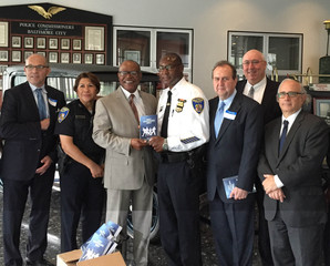 First Responders Bibles Donated to Baltimore Police Department