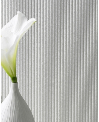 A paintable, paste the wall wallpaper from Graham & Brown.