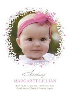 Shutterfly Expands Baby Stationery Collection with Design Styles Perfect for Expectant Parents and New Arrivals