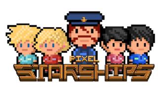 World's First 8 Bit Starship Management MMO Game, Pixel Starship, Now Available On Kickstarter
