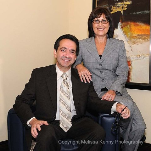 Stuart Blum, CPA and Esther Blum, CPA celebrate 30 years of service in Coral Springs, FL.