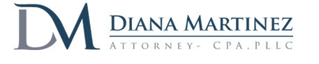 The office of Diana Martinez, Attorney-CPA, PLLC provides informative tax and accounting content their new, updated website.