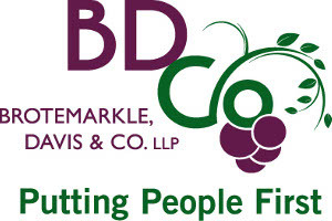 Accountants specializing in the wine industry.