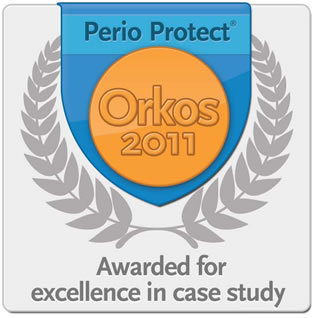 Perio Protect Orkos Award - Whatever it Takes to Save a Tooth
