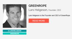 Lars Helgeson at Interactive Day