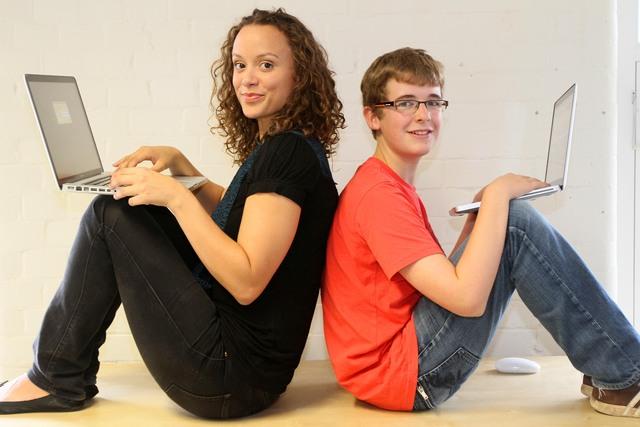 Tutor and student using Tutorhub