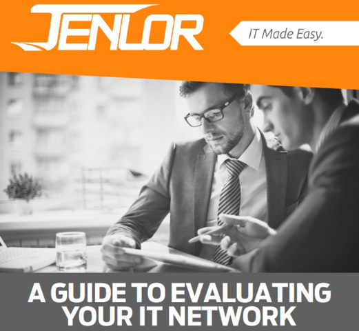 The IT Consulting professionals of JENLOR Integrations make it easier than ever to evaluate your organization's IT needs with their latest white paper.